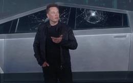 Thử độ cứng cửa kính Armor Glass của xe Cybertruck, Tesla gặp sự cố xấu hổ ngay trên sân khấu