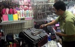 Đau đầu với hàng 'dối trá' ở chợ Bến Thành, Sài Gòn Square