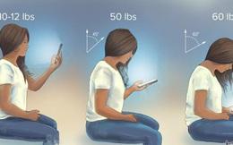 Người Việt nào cũng đeo 30kg vật nặng lên cổ 2h mỗi ngày vì làm việc quen thuộc này
