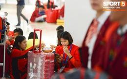 Bão lớn chuẩn bị đổ bộ Philippines, Đoàn Thể thao Việt Nam phải đổi gấp lịch bay để tránh nguy hiểm