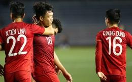 Lội ngược dòng ngoạn mục, thầy trò HLV Park Hang-seo thẳng tiến đến chức vô địch