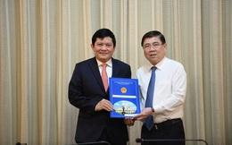 TPHCM bổ nhiệm lãnh đạo công ty Sagri và Tân Thuận - IPC