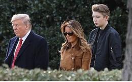 Đệ nhân phu nhân Mỹ lên tiếng bảo vệ con trai giữa bão luận tội Trump