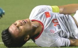 Rộ tin Quang Hải không chỉ rách cơ, bị đa chấn thương khiến fans lo lắng trước đại chiến với U22 Thái Lan