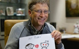 Không chỉ là YouTuber đạt nút vàng, tỷ phú Bill Gates còn là Redditor cực khủng