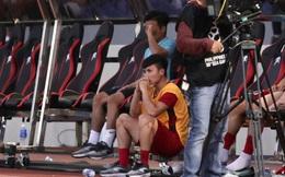 Bác sĩ U22 Việt Nam nói Quang Hải nghỉ hết SEA Games 30, mâu thuẫn với câu trả lời của HLV Park Hang-seo