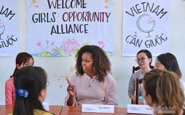 Vợ chồng cựu Tổng thống Mỹ Obama tới Việt Nam