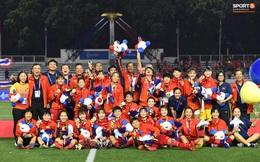 Tuyển nữ Việt Nam huỷ lịch bay, ở lại cổ vũ trận chung kết bóng đá nam SEA Games 30