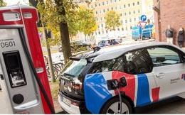 Châu Âu chi tiền tỉ lập tập đoàn sản xuất pin điện ô tô