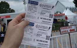 """Mang hành vi phe vé """"đắt cắt cổ"""" sang tận Philippines, một số người Việt khiến chính đồng bào của mình """"giận tím mặt"""" trước thềm chung kết SEA Games 30"""