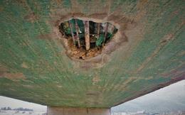 Cầu tiền tỷ lộ 'lõi xốp', UBND tỉnh Hà Tĩnh yêu cầu kiểm định chất lượng
