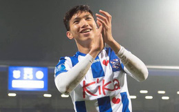 HOT: Sau bao ngày chờ đợi, Đoàn Văn Hậu chính thức đá trận ra mắt ở đội bóng Hà Lan