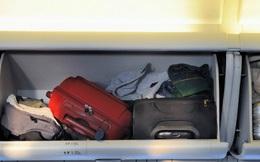 Đi máy bay nhiều nhưng đã bao giờ bạn tự hỏi vì sao trọng lượng hành lý xách tay thường phải nhỏ hơn 7 kg chưa?