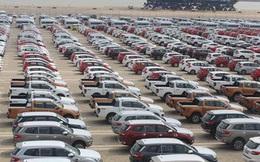 Thu thuế từ nhập khẩu ôtô tăng gần 20.000 tỉ đồng năm 2019