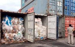 """Video: Hàng ngàn container rác phế liệu vẫn đang """"làm khổ"""" cảng biển VN"""