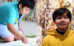 Cây cọ nhí người Việt được khen ngợi và so sánh với họa sĩ nổi tiếng trên đất Mỹ, mới 12 tuổi đã thu về 3,5 tỷ từ việc bán tranh