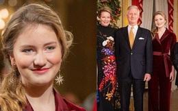 Công chúa xinh đẹp nhất hoàng gia Bỉ lại gây sốt với vẻ ngoài tựa nữ thần, khí chất của một Nữ hoàng tương lai là đây!