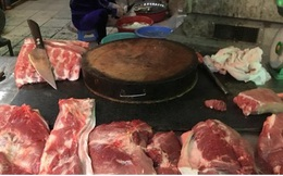 Thừa Thiên - Huế chỉ đủ nguồn thịt lợn cung ứng 50% nhu cầu Tết