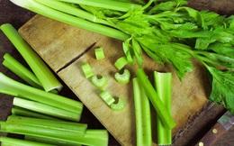 Ăn rau cần tây giúp cơ thể nhận được vô vàn những lợi ích này nhưng ít ai biết