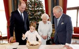 Lần đầu tiên Nữ hoàng Anh cùng 3 thế hệ thừa kế ngai vàng xuất hiện bên nhau, tâm điểm chú ý là Hoàng tử George