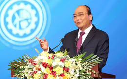 Thủ tướng: Không có quốc gia hùng cường nếu không có doanh nghiệp hùng hậu