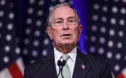 Tỷ phú Bloomberg lập công ty riêng phục vụ chiến dịch tranh cử tổng thống