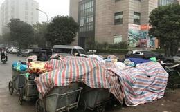 Dân chặn xe chở rác: Hà Nội phân luồng rác ra sao?
