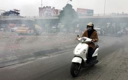 75% nguồn gây ô nhiễm không khí Hà Nội đến từ nơi khác