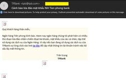 Nhận được email cảnh báo lừa đảo từ ngân hàng, đây là cách tôi ngay lập tức nhận biết người gửi mới chính là kẻ lừa đảo