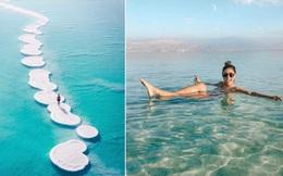 Hoá ra Biển Chết thực chất… không phải là biển, lại còn hút khách du lịch tìm đến check-in vì lý do độc nhất vô nhị này!