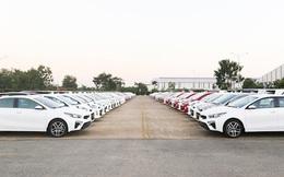 Nội địa hoá 40%, 120 ô tô Việt Nam vừa xuất sang Myanmar hưởng thuế 0%