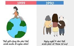 Năm 2020 của thế hệ 9X: Khi 1999 chập chững vào đời cũng là lúc 1990 bước sang tuổi 30!