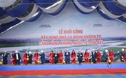 Phó Thủ tướng Thường trực dự khởi công mở rộng sân bay quốc tế Phú Bài