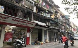 Cải tạo chung cư cũ ở Hà Nội: Nhiều hộ tầng 1 không hợp tác