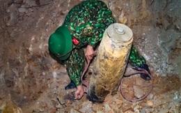 Phát hiện quả bom nặng gần 230 kg tại Quảng Ninh