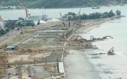 Nạo vét, cắt xén 48.600 m2 xây khu cao ốc lấn biển ở Quy Nhơn