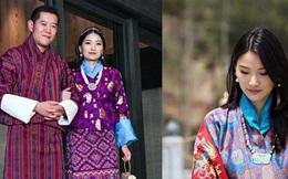"""Năm 2019 """"lên hương"""" của Hoàng hậu Bhutan khiến cộng đồng mạng thế giới phải chao đảo"""