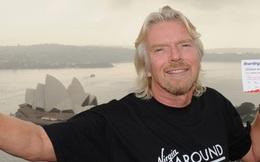 Bay ra đảo để gặp một cô gái nhưng bị hủy chuyến liền thuê máy bay khác, bán vé 39 USD/chiều rồi lập hãng mới cạnh tranh, điều điên rồ chỉ Richard Branson mới dám làm!