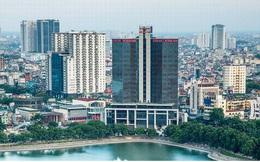 Toàn cảnh hồ Thành Công vừa bị đề xuất lấp để xây chung cư
