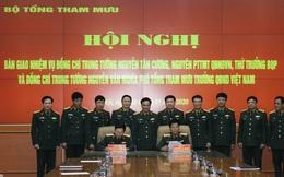 Bàn giao nhiệm vụ Phó Tổng tham mưu trưởng Quân đội nhân dân Việt Nam