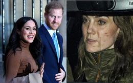 Công nương Kate xuất hiện kém sắc, đáng thương khi bị em dâu Meghan giành hết sự chú ý đúng ngày sinh nhật bởi thông báo gây sốc