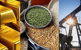 Thị trường ngày 11/01: Vàng đảo chiều tăng trở lại, giá dầu giảm tiếp xuống dưới 65 USD/thùng