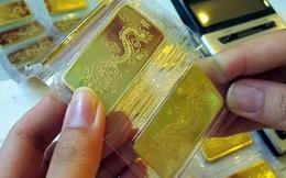 Giá vàng bất ngờ bật tăng mạnh trở lại