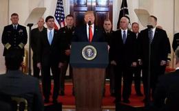 Ông Trump muốn tận dụng xung đột với Iran trong chiến dịch tranh cử?
