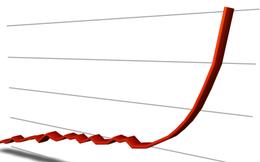 """Cổ phiếu ngân hàng tăng """"sốc"""", VnIndex vượt ngưỡng 970 điểm"""