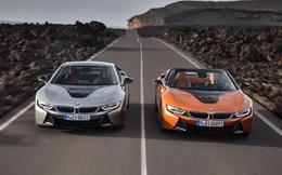 BMW i8 sắp bị dừng sản xuất