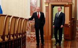 """Chân dung người """"lạ"""" được ông Putin chọn để thay thế Thủ tướng Medvedev"""