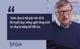 Bill Gates thành công nhờ 7 thói quen đơn giản mà khuyên mãi nhưng ít ai làm theo: Đôi khi, điều phi thường sẽ bắt nguồn từ thứ nhỏ bé nhất