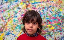 """Picasso nhí của Đức gây ra """"cơn bão"""" trong thế giới nghệ thuật dù mới chỉ 7 tuổi"""