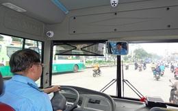 Xe chở khách từ 9 chỗ phải lắp camera ghi hình tài xế và hành khách